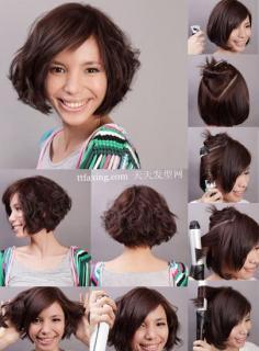 卷发棒怎么用?如何使用卷发棒打理出好看的发型