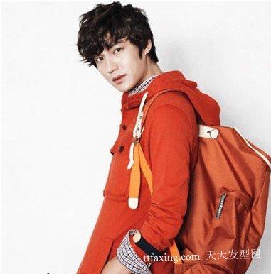 李敏镐在韩版花样男子中的发型图片