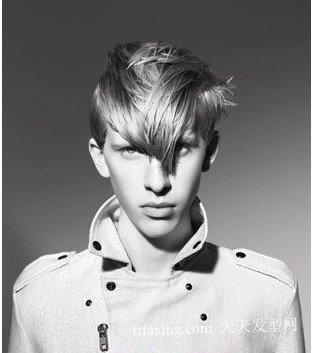 2012沙宣男生发型 沙宣最新发型男生