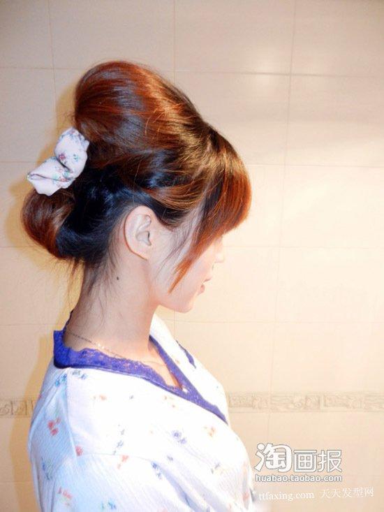 小公主发型 最流新的卷发