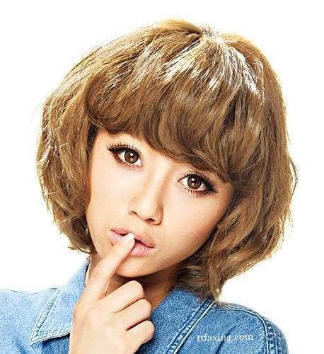 最新日本发型~超值缤纷发 2012年非主流最新头型