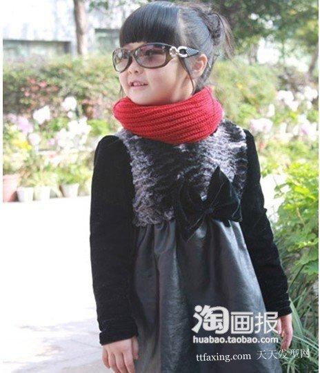 简单公主头 2012最新发型女~多款随你选