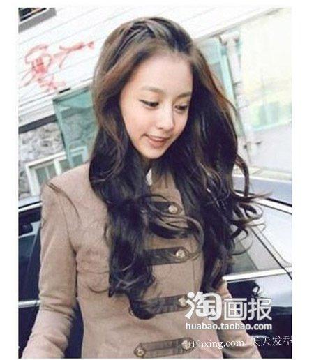 刘海造型~全力奉献 中年女性最新发型