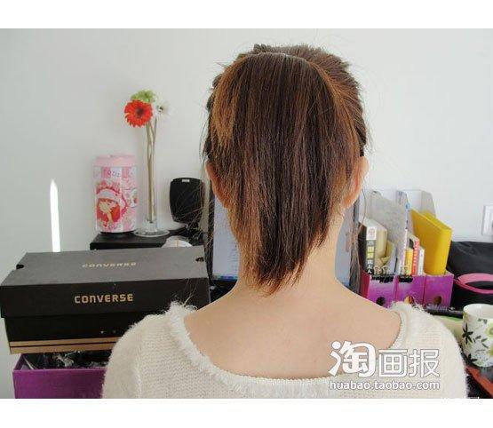日系螺旋美发~清新优雅 2012年最新发型玉米须
