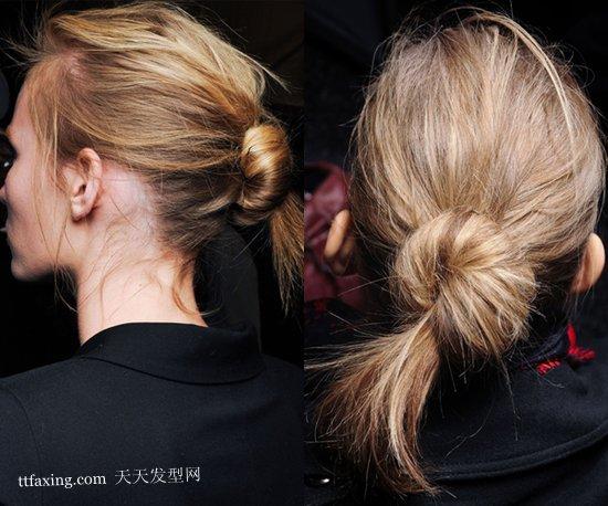 引领2012春季发型趋势的12款秀发潮