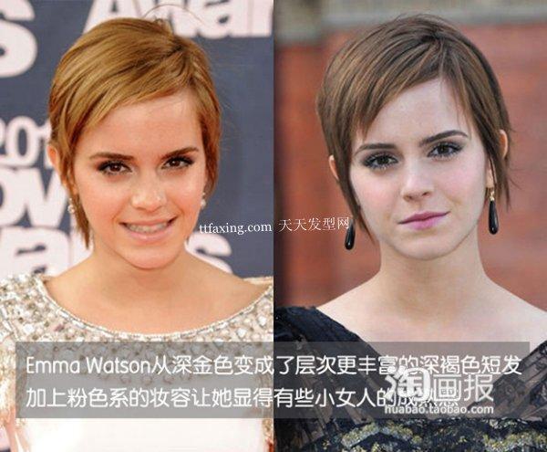 最新女星发型 2012年新款发型~美美大锦集