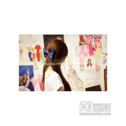 唯美发饰 2012年最流行的发饰