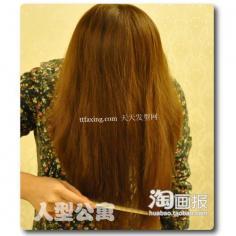 编发+头发护理~日系扮嫩 简单韩式发型编辫