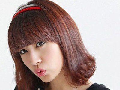 今韩国最新时尚发型丁叮有高招