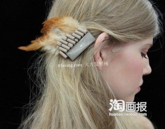 日本最新发饰 今年最流行的新娘珍珠发饰~美女最爱