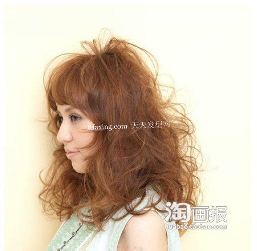 夏季发型 最新美发达人~最新流行美发