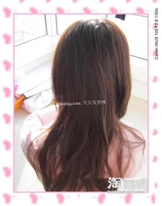 圣诞发髻~时髦俏皮可爱 2012春季圆脸女新发型