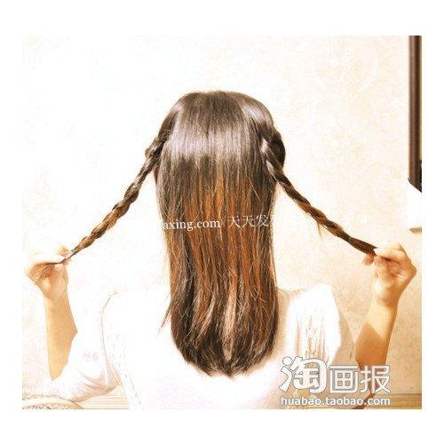 韩式美发~甜蜜一夏 今年最新新娘造型