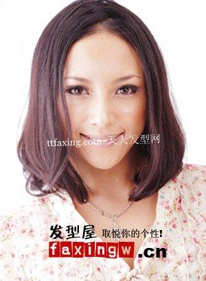 发型设计 脸型搭配+脸型发型设计