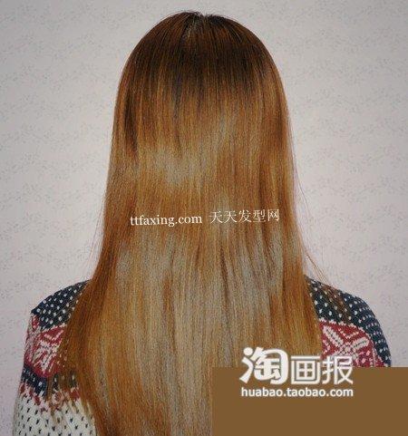 超简单蜈蚣辫~清爽甜美妞 2012最新女发型