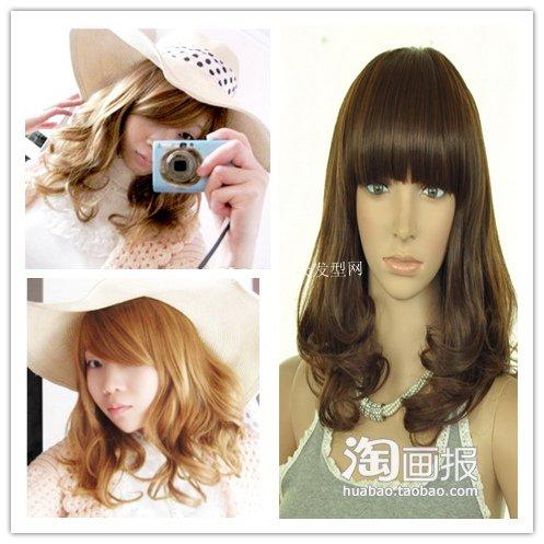潮流新发型 2012最新头型~让你爱不完~