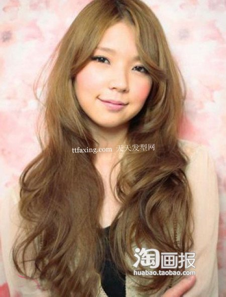 小脸发型 2012最新发型适合少头发的