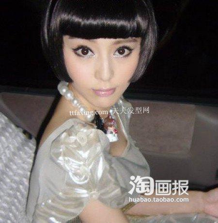 今年最流行的女式发型 发行2012年最新发型~天天轻松换