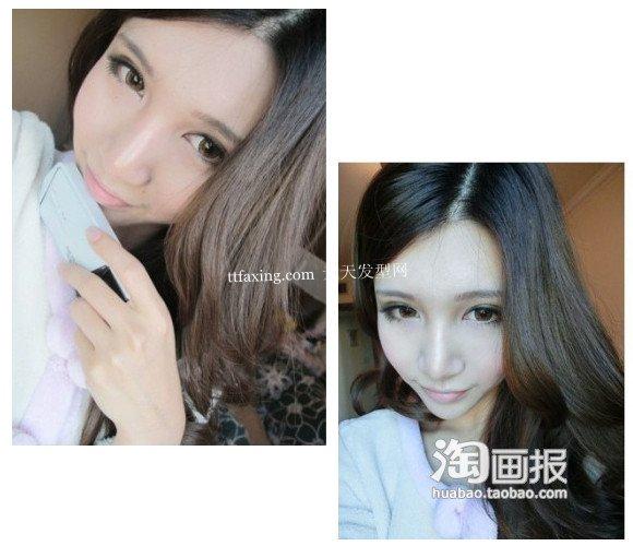 大波浪发变身~美美不重样 脸胖2012流行新发型