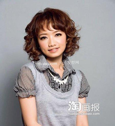 韩系发型 2012年最新波波头发型图片~惊喜大集合