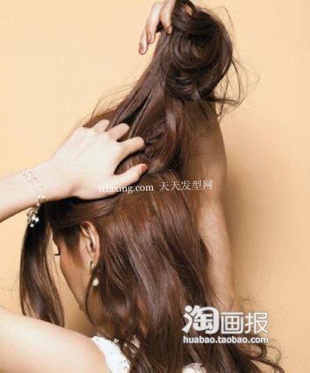流行女发型~完美呈现 2012最新发式