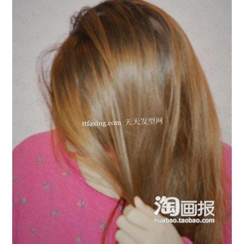 圣诞发型 2012新发型图片~最in田园风