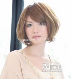 修脸发型 2012秋冬最新发型