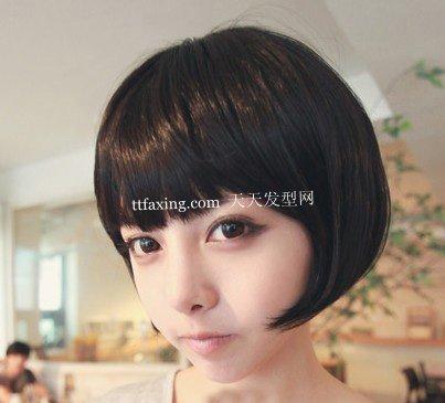 可爱的非主流发型+非主流可爱发型