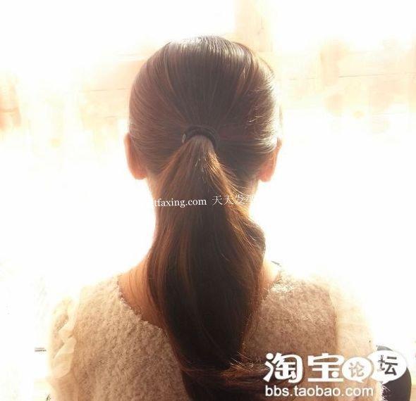 梦幻名媛发型浪漫风~很有范儿