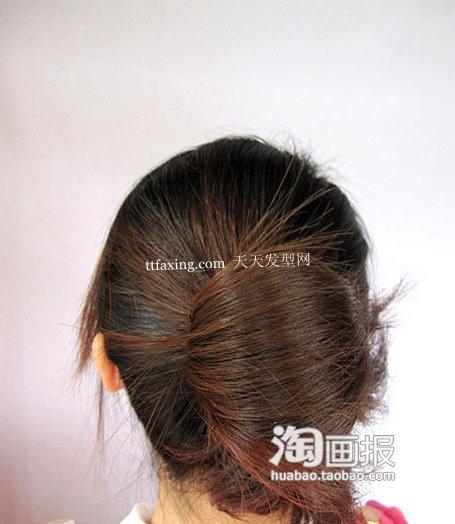 韩式编发~让你美不够 长头发女孩怎样编头发好看直发