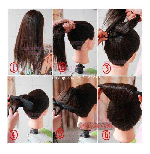 古代发型怎么梳-怎么梳古代发型的视频