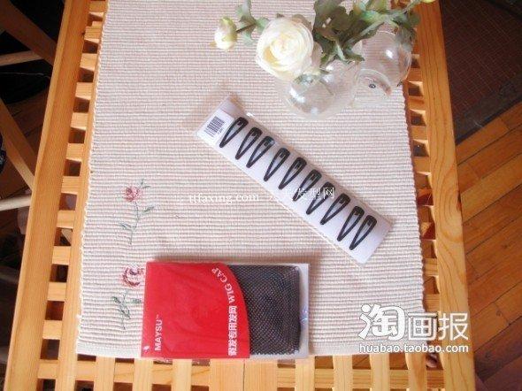 古典新娘头~学生妹甜美 2012最流行新娘发型
