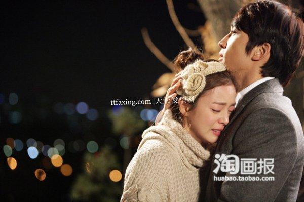花朵发箍 2012年最新韩式发型~超甜美MM必看