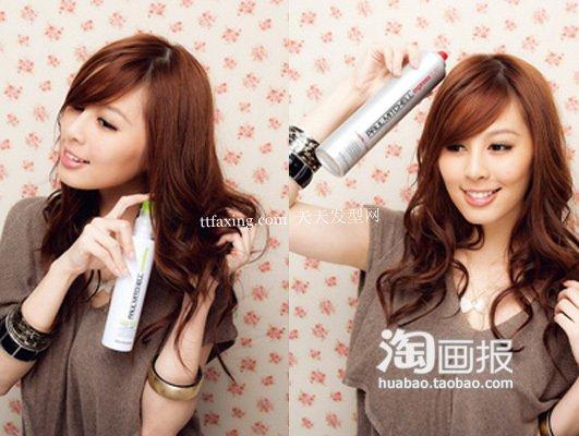 今年流行发型颜色 2012最新中性短发~飙升回头率