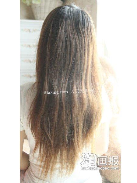 韩式编发~90后MM潮发 中长发发型编发
