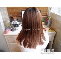 好看的发型 最新发型长发~OL精致感