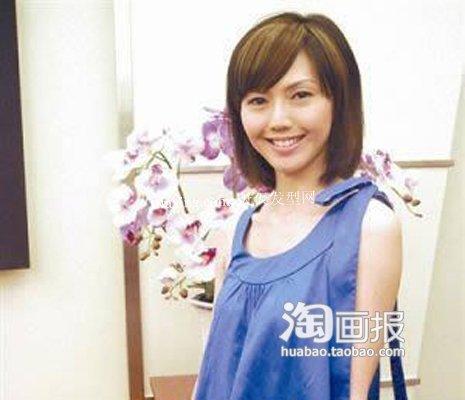 孙燕姿短发 2012最新短发~减龄又甜美