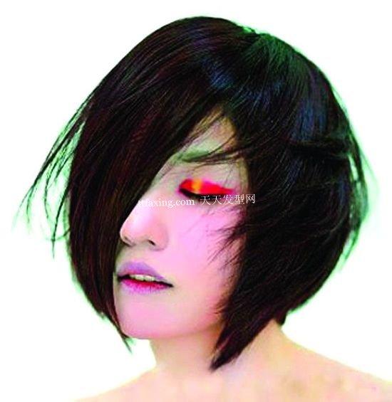 2012年非主流发型 本年度最最流行发型