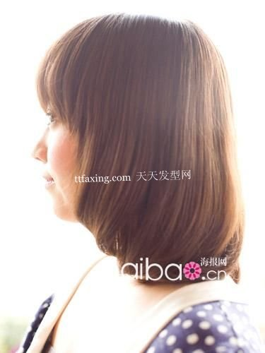 清爽、帅气又不失甜美的俏丽短发