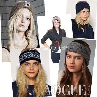 今年发型流行趋势 6款帽子的最佳发型配搭方案