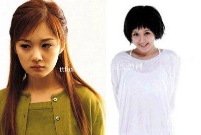长发变短发的扎法 美女明星长发变短发谁最美