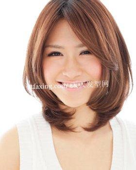 今年最流行的4款日系短卷发发型