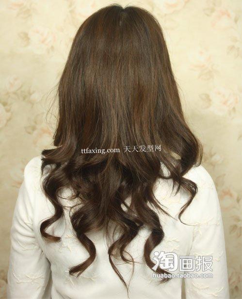 流行美蝴蝶结发型~90后看过来 最新短发型图片