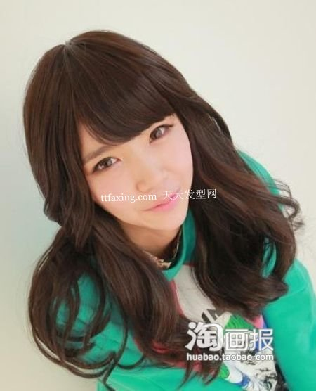 韩国造型~女孩粉嫩起来 30多岁女人最新流行短发