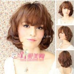最新女生短发 2012最流行的短发~新年新变化