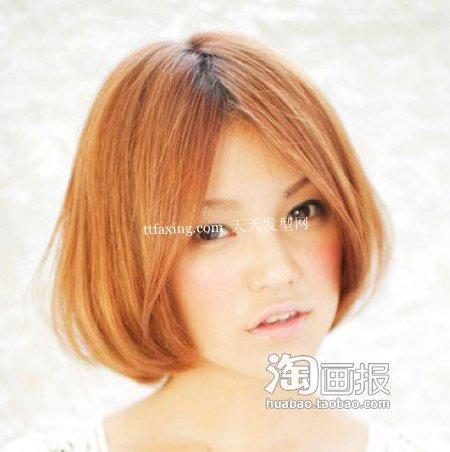 秋季卷发~东京MM最爱 海棉卷发棒的用法