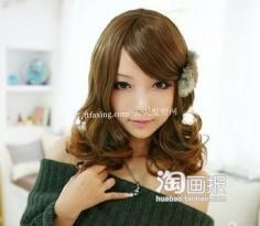 今年最流行的发型女 2012年新头型~包租婆变身