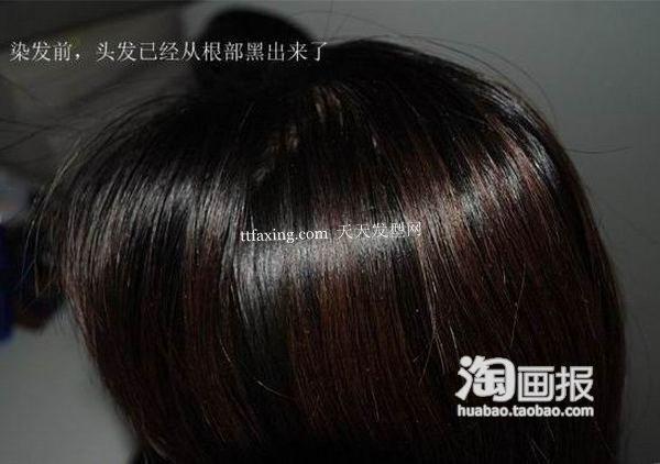 简单易学染发步骤 日本最新颜色发型~超级演绎