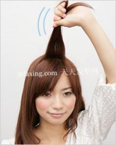 DIY2012流行短卷发 美丽娇气日系风