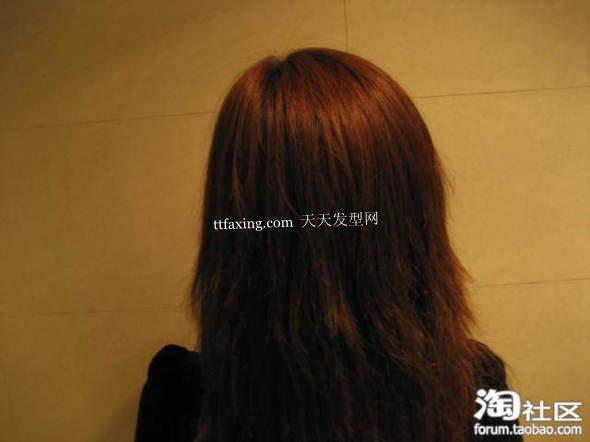 复古韩式盘发 简单实用盘头发的方法图解